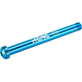 KCNC KQR08-SR Oś przelotowa 15x110mm RS Maxle, blue